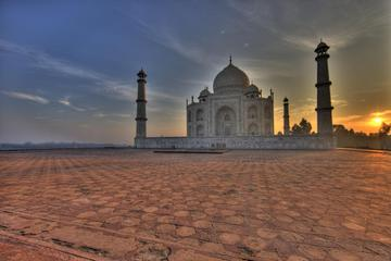 Same Day Taj Mahal and Agra Tour from Delhi by Express Train