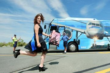 Transfert aéroport aller-simple Whitsunday Coast Airport vers Airlie...