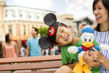 Entrada de 3 días para Disneyland...
