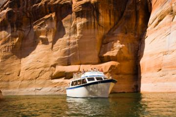 Book Lake Powell Boat Tour: Antelope Canyon on Viator
