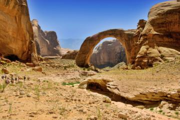 Book Lake Powell Boat Tour: Rainbow Bridge Tour on Viator