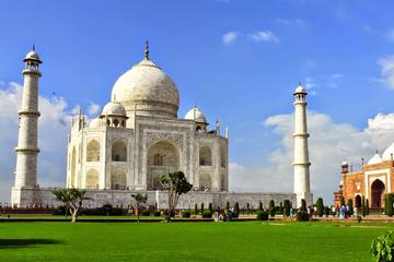Private Taj Mahal Day Trip