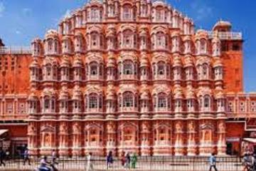 Same Day Delhi Jaipur Trip