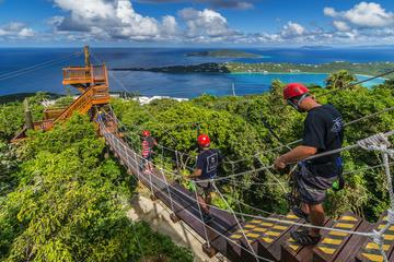 St. Thomas Small-Group Extreme Zip...