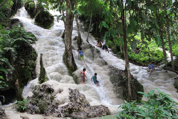 Private Tour Sticky Waterfall and...