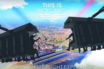 This Is Holland in Amsterdam Admission Ticket