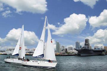 Escursione pomeridiana in barca a vela per piccoli gruppi a San Diego