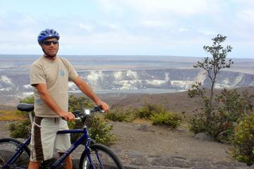 キラウエア火山サイクリング ツアー