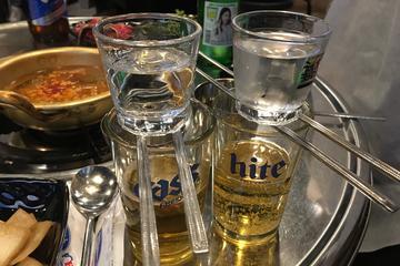 Seoul Hongdae Nighttime Pub Crawl with Small Group