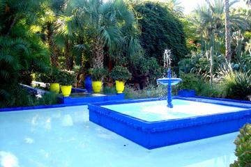 Recorrido botánico de Marrakech
