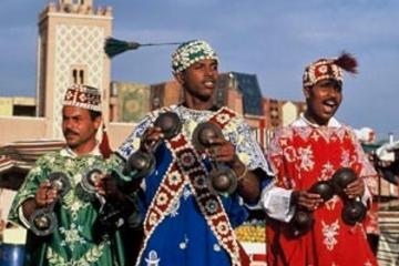 Souks und Medinas von Marrakesch