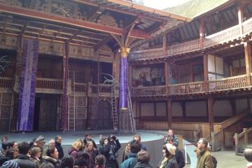 Recorrido y exposición en el teatro Shakespeare's Globe Theatre
