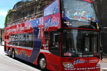 乗り降り自由のシドニー⁄ボンダイ観光バスツアー