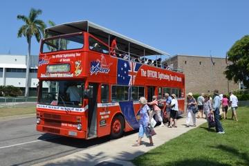 Visite de Darwin en bus à arrêts multiples