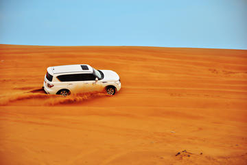 7-Hour Small-Group 4x4 Jeep Safari Tour in Dubai