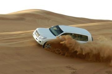 Full-Day 4x4 Desert Safari from Dubai or Sharjah