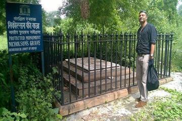 1857 MUTINY WALK - ダリットの地下墓地