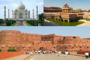 5-Night Private Golden Triangle Tour - Forts, Palaces, and Step Well