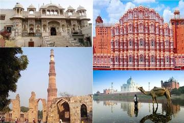 6 DAY PRIVATE GOLDEN TRIANGLE TOUR INCLUDING MANDAWA