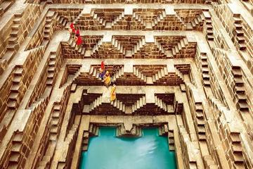 A Water Technology Wonder - India's 11th century Chand Baoli Step Well