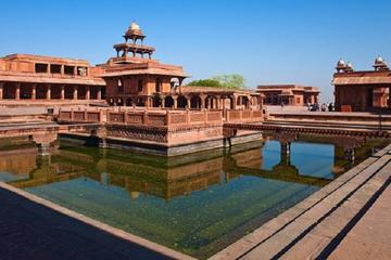 Agra To Ranthambhore By Private Vehicle Including Visit To Fatehpur Sikri