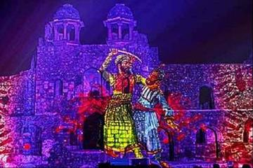 Delhi's Formidable History - A Light and Sound Show at Purana Quila