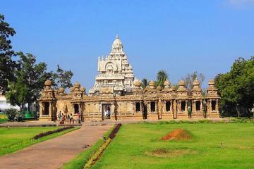 High Hindu Temples in Kanchipuram