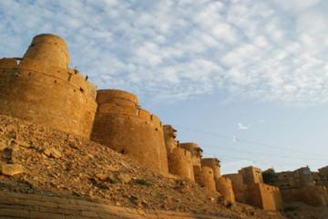 India's Golden City - A Two Night Excursion To Jaisalmer From Jodhpur By Private Transfer