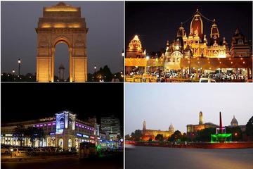 India's Ubiquitous Tuk Tuk - An Evening Tour Of Delhi