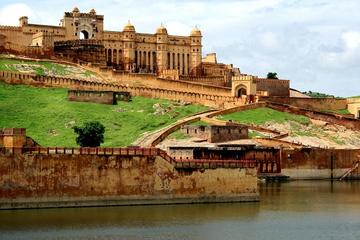 Jaipur and Amber Fort Cycling Expedition