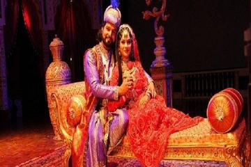 Mohabbat the Taj - A Creative Dance and Light Show with Dinner at Local Restaurant