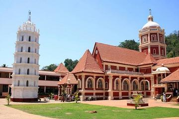 Private Cultural Tour Ancestral Goa, Shantadurga Temple and Spice Village Including Lunch