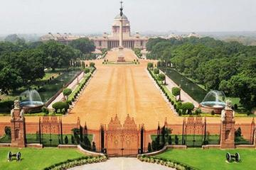 Private New Delhi tour with Change of Palace Guard Ceremony