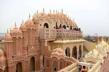Private Tour: Heritage Walking Tour in Jaipur - One of India's Most...