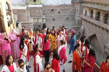 Royal Jodhpur - A Heritage Walking Tour with private transfers