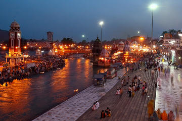 Spiritual Haridwar And Rishikesh -  A 3 Day 2 Night Visit From Delhi By Private Transfers