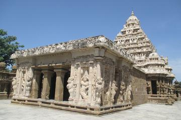 Temples and Silk Sarees: a Full Day Tour of Kanchipuram
