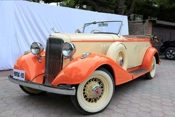 The Royal Car Collection of Jodphur with private transfer