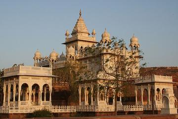 The Tuk Tuk Experience - A drive through Jodhpur