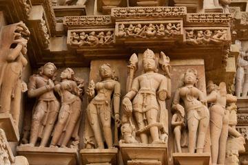 UNESCO's Eastern Temples at Khajuraho - A Walking Tour