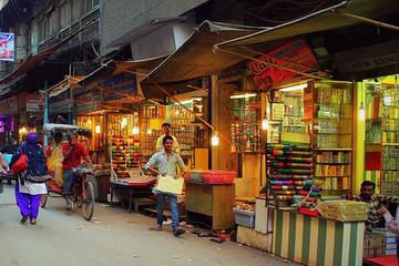 Walking Tour and Rickshaw Ride through The Bazaars of old Amritsar