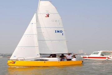 Weekend Sailing in Mumbai Harbor (shared basis)