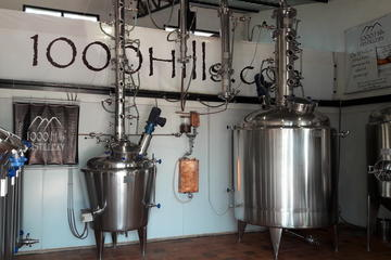 Craft Distillery Tour