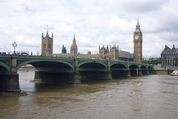 Paseo por el río Támesis en Thames...