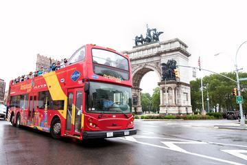 Forfait Super New York avec l'excursion à arrêts multiples...