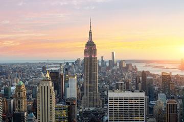 Opplevelse med handling, busstur og fantastisk utsikt i New York...