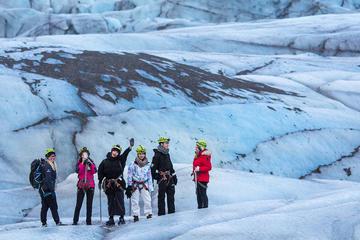 Sólheimajökull Glacier Small-Group...