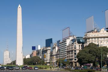 Buenos Aires Must-See Landmarks: Obelisco to La Boca Walking Tour