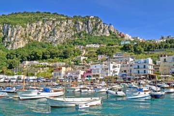 2 nachten in Capri met vervoer vanuit ...