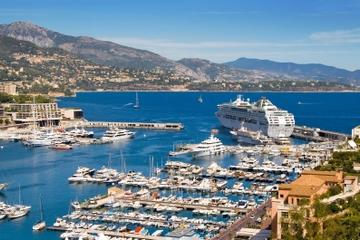 4-daagse reis naar de Côte d'Azur inclusief Monaco vanuit Milaan
